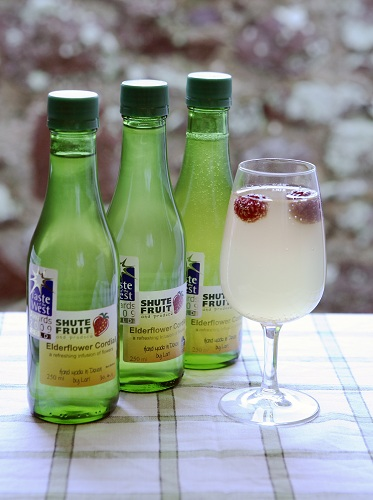Picture of Elderflower Cordial